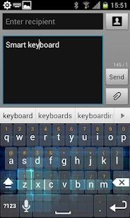 Cube Keyboard Skin - screenshot thumbnail