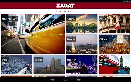 Zagat Screenshot 19