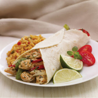 Recipe Inspirations Garlic Lime Chicken Fajitas NEW