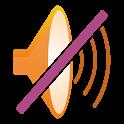 Silence! Free icon