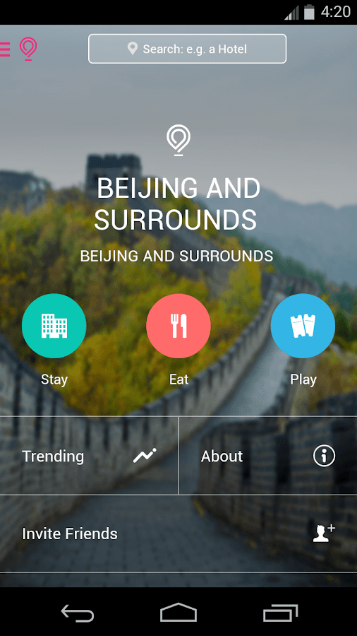 Beijing City Guide - Gogobot- screenshot