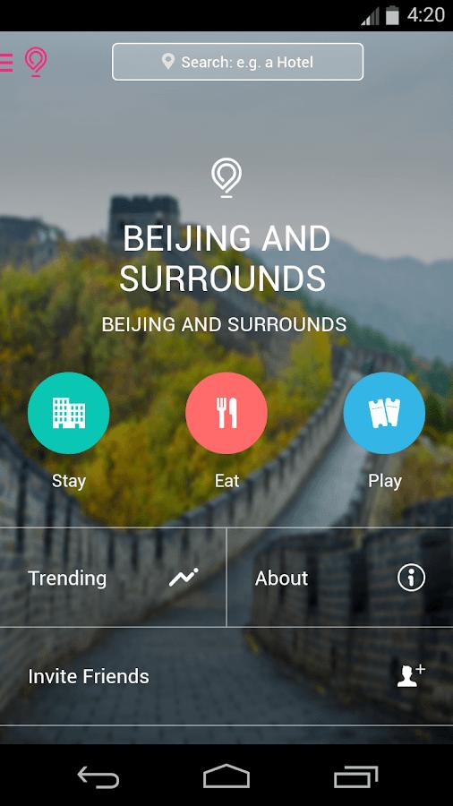 Beijing City Guide - Gogobot- screenshot