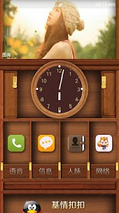 Launcher 8 im WP-Stil Screenshot