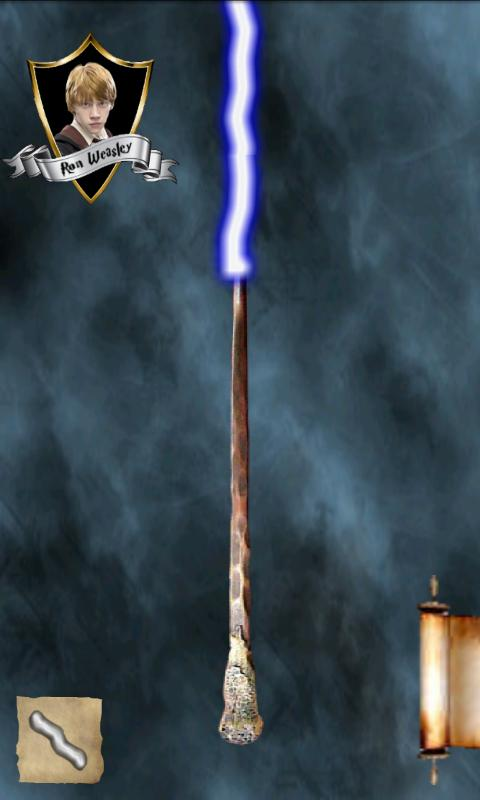 Harry Potter Ultimate Wand - screenshot