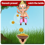 Catch the Laddu Game