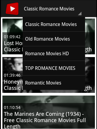 Romance Movie Channel