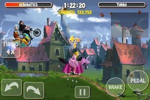 Screenshot of Crazy Bikers 2 Free