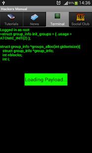 Hackers Manual Hack WiFi FB - screenshot thumbnail