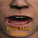 burp sounds monster icon