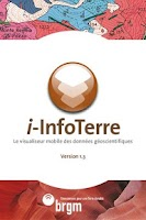 Screenshot of i-InfoTerre