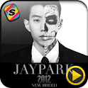 [Shake]JAYPARK Music wallpaper logo