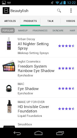 Beautylish: Makeup Beauty Tips 2.5.0 screenshot 628202