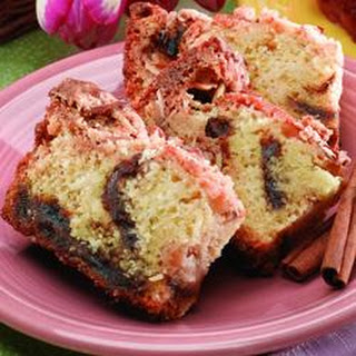 Awesome Apple Butter Breakfast Cake