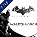 Batman Arkham City Walkthrough icon