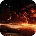 Night Space LWP logo
