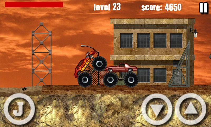 Truck Demolisher - screenshot