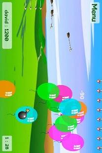Balloons- screenshot thumbnail