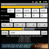 SubnetMaster Subnet Calculator