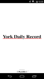 York Daily Record- screenshot thumbnail