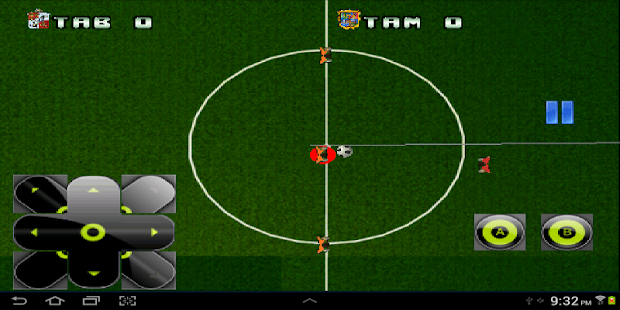 Mexican Soccer- screenshot thumbnail