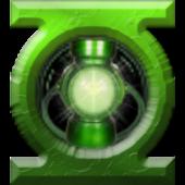 greenlantern go launcher theme