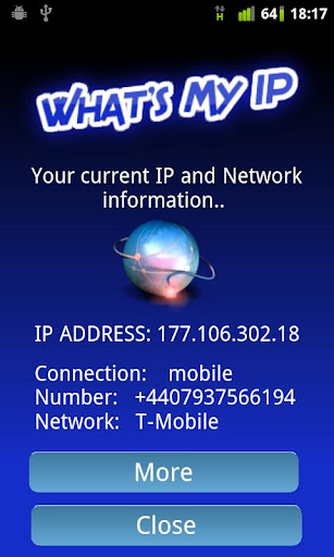 Whats My IP Pro