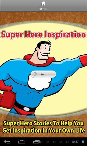 Super Hero Inspiration