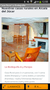 Casa Rural La Bodeguilla - screenshot thumbnail