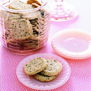 Earl Grey Tea Cookies Recipes.