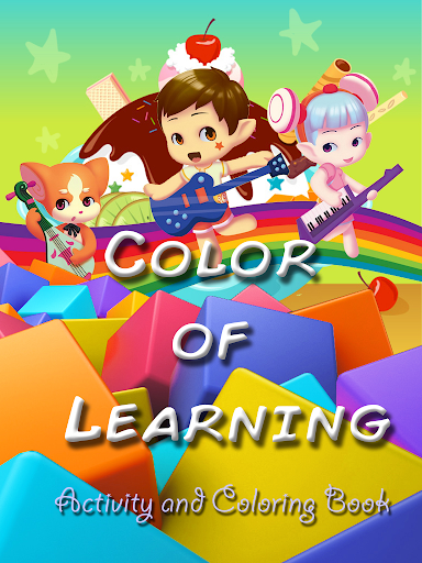 Coloring learning for Kids