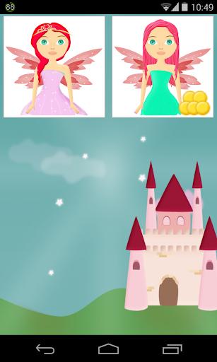 仙女美容院遊戲