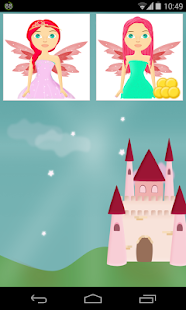 fairy salon games - screenshot thumbnail