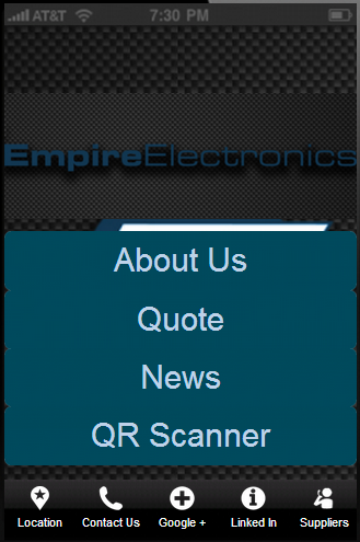Empire Electronics Inc