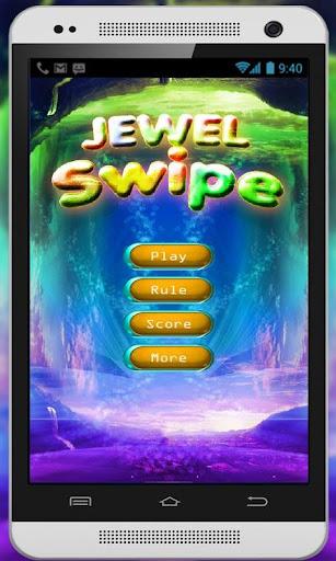 Jewel Swiped-Jewel Mania