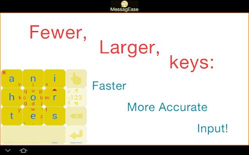 MessagEase Keyboard Screenshot 25