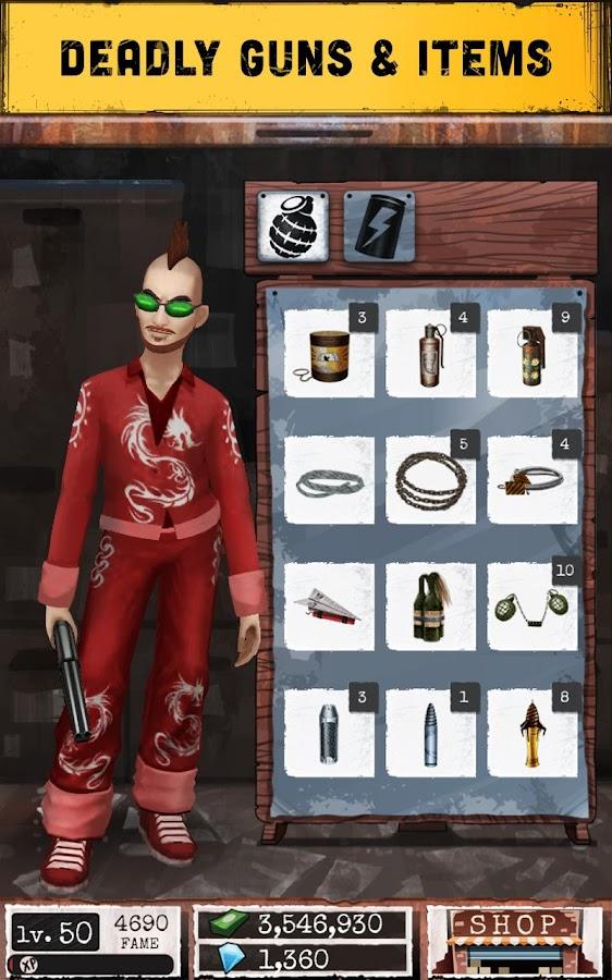 Days of Crime - shooter FPS - screenshot