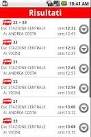 Screenshot of Bologna Bus
