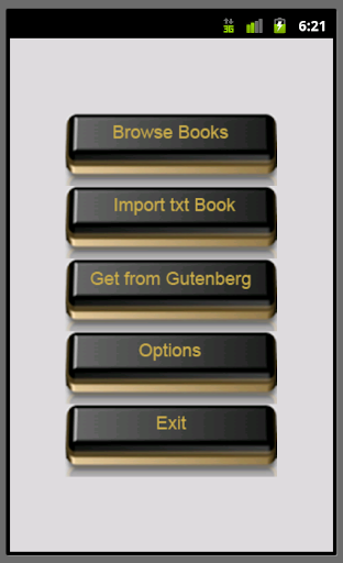 Book Viewer TXT eReader