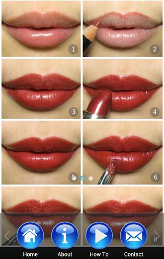 玩生活App|唇部化妝教程免費|APP試玩