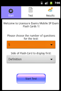 School Psychology Flash 1- screenshot thumbnail