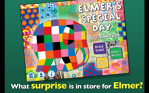 Elmer's Special Day - screenshot thumbnail