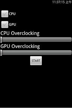 Overclocking  (GPU + CPU )