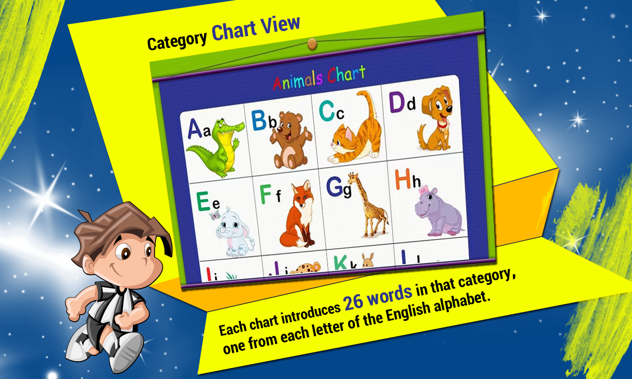 Free Learn ABC Train & Chart- screenshot