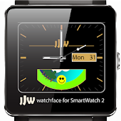 Animated Cartoon Watchface SW2