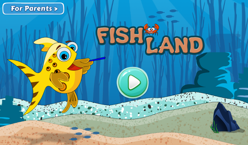 玩免費遊戲APP|下載FishLand Adventures Kids Game app不用錢|硬是要APP