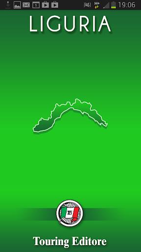 Liguria Guida Verde Touring