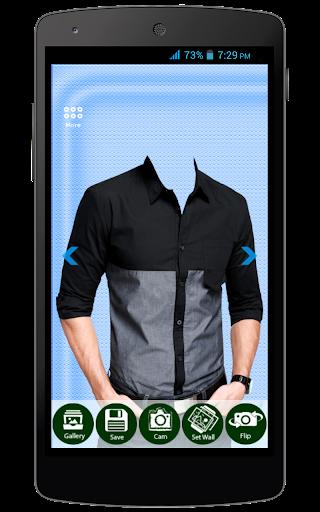 Shirt Photo Suit For Men