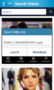 Online Videos & Download - screenshot thumbnail