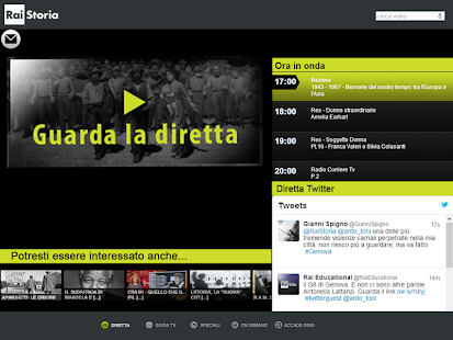 Rai Storia- screenshot thumbnail