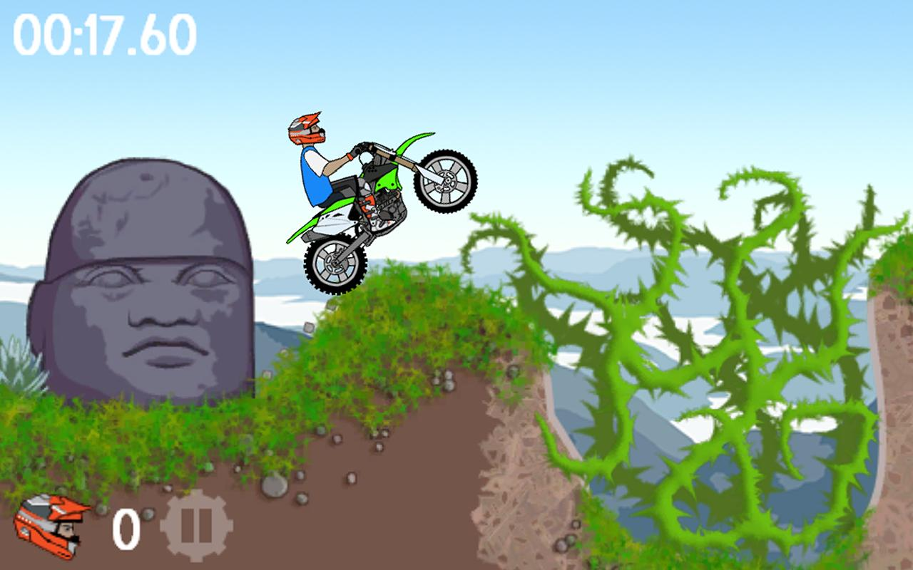 Moto X Mayhem Free - screenshot